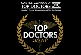 Dr. Mansfield receives prestigious Castle Connolly National Award