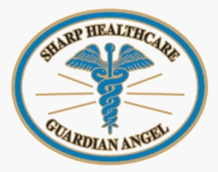 Sharp HealthCare Guardian Angel Logo