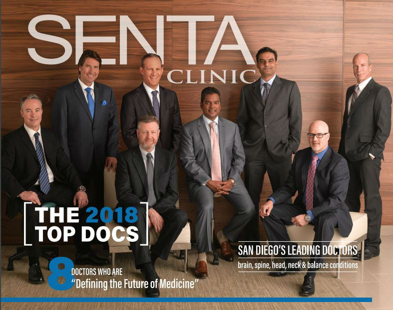 Dr. Mansfield named a Top Doctor in Otolaryngology